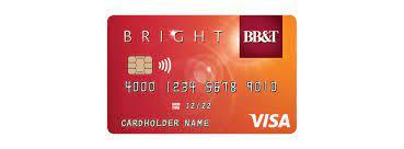 credit card bb t bank