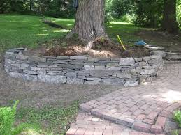 Simple Your Garden Landscape Timber Retaining Wall ...