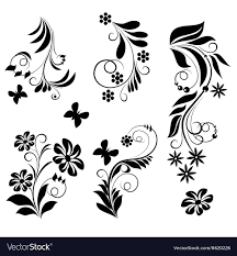 Ornamental Design Drawing Ornamental Design Elements
