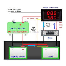 ammeter shunt wiring diagram schematics and wiring diagrams connecting voltmeter ammeter boat design forums