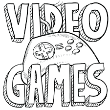Coloring Pages Video Games Coloring Pages Video Games Coloring Pages