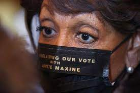 Democrat representative maxine waters' inflammatory and legally dodgy comments on the derek chauvin trial could end up not only sparking violence, but also undermining her own desires when it comes to the killing of george floyd. Zy97pktxwacpem