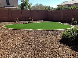 Artificial Turf Cost San Tan Valley Arizona Rooftop Backyard Design