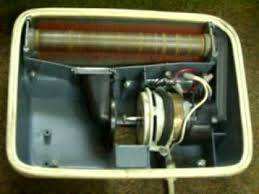 oreck xl9100 vacuum motor running