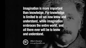Quotes About Imagination And Creativity 75 Quotes