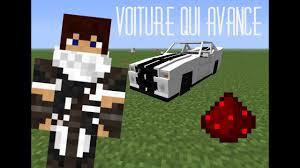 ment faire une voiture fonctionnel sur minecraft tuto minecraft facile funnydog tv