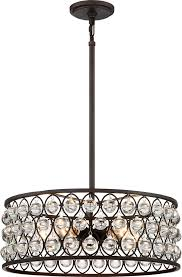 contemporary drum lighting. Plain Contemporary Quoizel AX2820PN Alexandria Contemporary Palladian Bronze Drum Pendant  Lighting Loading Zoom And Lighting L