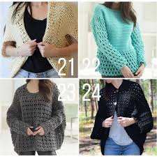 Free Crochet Sweater Patterns Awesome 48 Super Easy Free Crochet Sweater Patterns Make Do Crew