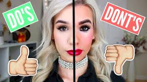 5 makeup blunders that make you look older
