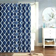 shower curtains at bed bath and beyond shower curtains bed bath and beyond navy shower
