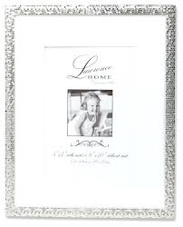 silver modern picture frames. Silver Picture Frames 8x10 Shimmer Metal Frame Contemporary  Plated . Modern