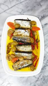 spanish sardines homemade made in the