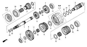 2003 honda rincon 650 wiring diagram wiring diagram 2003 honda fourtrax rincon 650 trx650fa transmission partsschematic search results 0 parts in 0 schematics