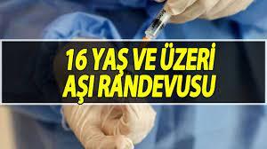 18 Yaş Altına Aşı Çıktı Mı? 17 Yaş Aşı Olacak Mı? Aşı Olma Yaşı Kaça İndi? 16  Yaş Ve Üstü Aşı Sırası Alma Ekranı - Kocaeli Denge