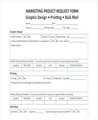 Order Form Word Template Adorable It Project Request Form Template Software Project Request Form