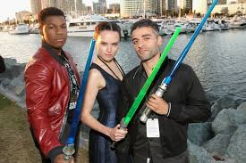 the force awakens cast. Perfect The The Star Wars Cast Melts Down While Watching The New Force Awakens Trailer   Vanity Fair On 7