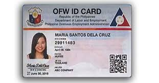 Get Identification - To How Guide Filipino The Card An Ofw