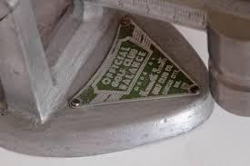 Machine Age Lorythmic Swingweight Kenneth Smith Golf Club Balance Mantique