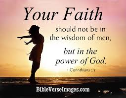 Bible Quotes On Faith