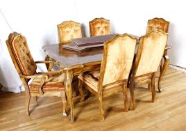 dining room captain chairs dining room table six chairs french provincial pecan table five side one dining room captain chairs captain dining room table