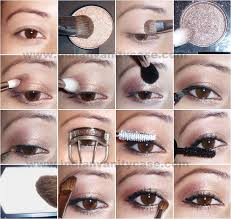 elegant makeup with perfect eye makeup tutorial with half technique which is ideal if you