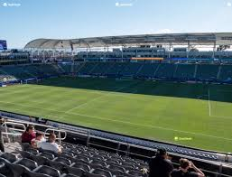 Dignity Health Sports Park Section 229 Seat Views Seatgeek