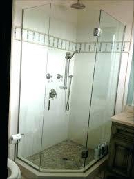 diy glass shower door cleaner showers glass shower door shower door medium size of glass angle