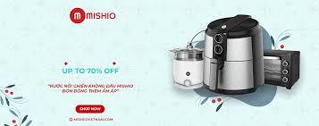 Lò nướng điện Mishio – Mishio Kachi Việt Nam
