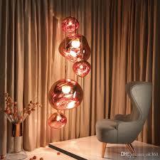 modern tom dixon melt pendant lights glass lava irregular hang lamp for living room bedroom lamp restaurant home lighting kitchen ceiling lights flush