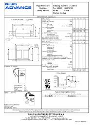 high pressure sodium ballast wiring diagram solidfonts high pressure sodium ballast wiring diagram solidfonts