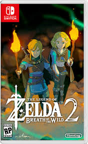 It was first announced in e3 2019. Breath Of The Wild Sequel Box Art Botw 2 Box Art By Timelag On Deviantart
