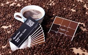 Coffee Roast Color Guide Matrixcard Roastrite