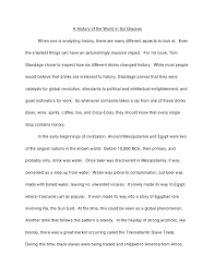 history essays examples of history essays oglasi history of the world history essay gxart orghistory of the world in six glasses essaya history of the