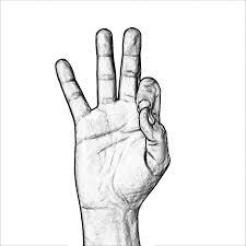 sign language letter f sign language asl alphabet by dr bill vicars