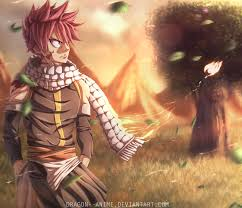 natsu dragneel fairy tail wallpaper and background