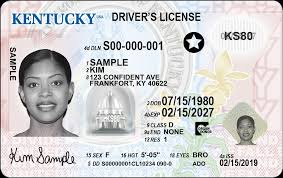 Kentucky Driver's More Abc 36 - Secure Designs New News License Unveiled