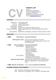 Sample Resume For Lecturer Job Unique Resume Samples For Professors Resume Samples For Professors 21