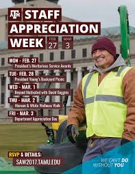 printable flyers staff appreciation week texas a m university staff appreciation week flyer 2