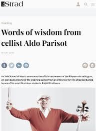 Image result for aldo parisot words