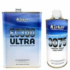 Details About Kirker Ultra H S 4 1 Clear Ec300 Medium Activator 3075