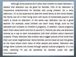 an essay on television in urdu  an essay on television in urdu