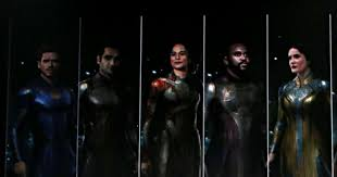 Created by the celestials, they were intended to be defenders of earth which eventually lead to. The Eternals Angelina Jolie Richard Madden Others First Look From Mcu Movie Revealed Check It Out Pinkvilla
