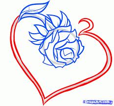 Gallery Easy To Draw Love Designs Drawings Art Sketch