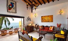 alluring contemporary mexican interior