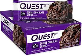 Quest Nutrition Double Chocolate Chunk Protein Bar ... - Amazon.com