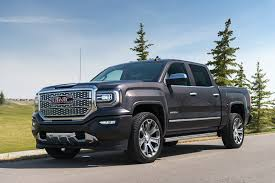 In Pictures: 2016 GMC Sierra Denali - The Light Duty Heavy Luxury ...