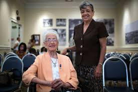 NASA Renames Facility After Katherine Johnson of 'Hidden Figures' Fame -  The New York Times