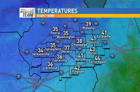 Springfield Weather Decatur Champaign News Weather