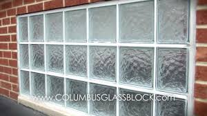 how to select glass block basement windows egress hurricane window man caves rec room columbus you