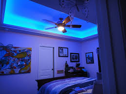 cool bedroom lighting ideas home design ideas regarding cool led